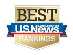 U.S. NEWS & WORLD REPORT BEST RANKINGS