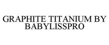 GRAPHITE TITANIUM BY BABYLISSPRO