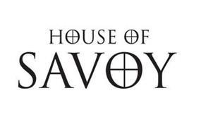 HOUSE OF SAVOY