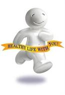 HEALTHY LIFE WITH YOU!