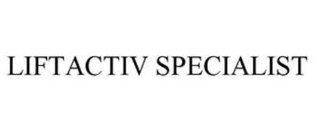 LIFTACTIV SPECIALIST