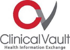 CV CLINICAL VAULT HEALTH INFORMATION EXCHANGE