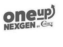 ONE UP NEXGEN BY CHOICE