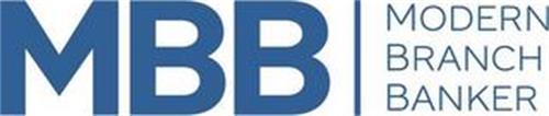 MBB MODERN BRANCH BANKER