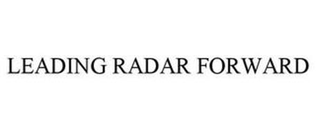 LEADING RADAR FORWARD