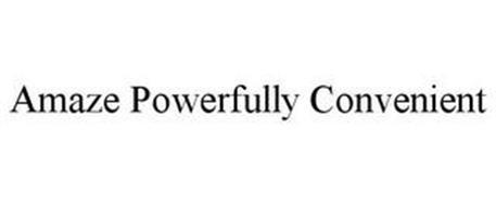 AMAZE! POWERFULLY CONVENIENT