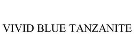 VIVID BLUE TANZANITE