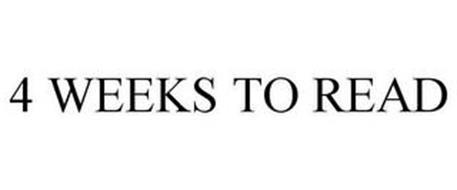 4 WEEKS TO READ