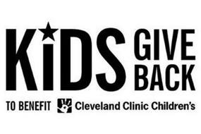 KIDS GIVE BACK TO BENEFIT CLEVELAND CLINIC CHILDREN'S
