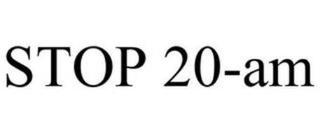STOP 20-AM