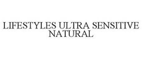 LIFESTYLES ULTRA SENSITIVE NATURAL