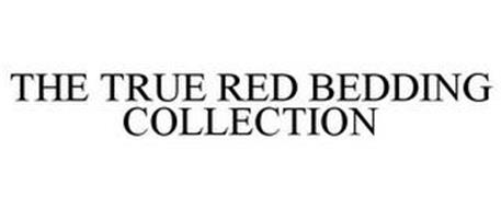 THE TRUE RED BEDDING COLLECTION