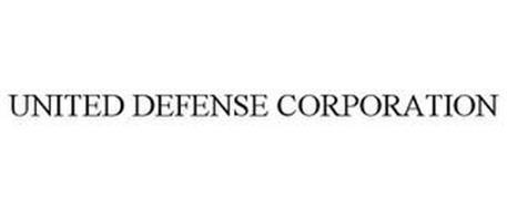 UNITED DEFENSE CORPORATION