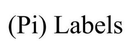 (PI) LABELS