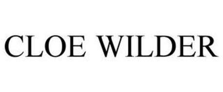 CLOE WILDER