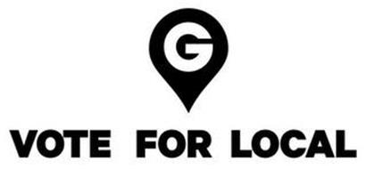 G VOTE FOR LOCAL