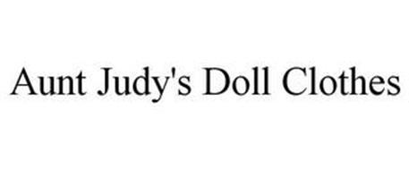 AUNT JUDY'S DOLL CLOTHES