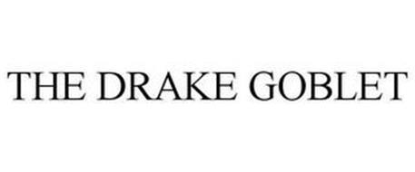 THE DRAKE GOBLET
