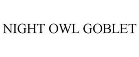 NIGHT OWL GOBLET