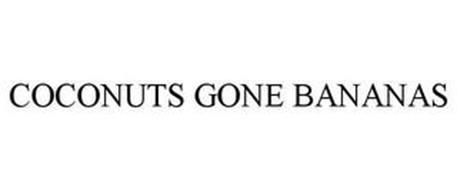 COCONUTS GONE BANANAS