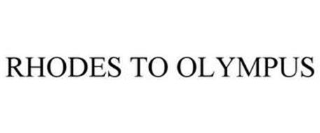RHODES TO OLYMPUS