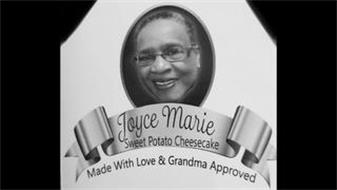 JOYCE MARIE SWEET POTATO CHEESECAKE MADE WITH LOVE & GRANDMA APPROVED