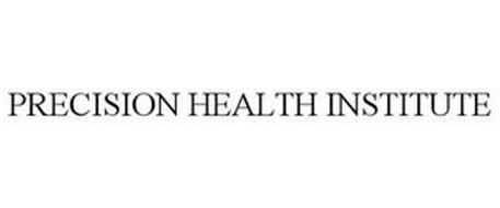 PRECISION HEALTH INSTITUTE