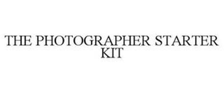 THE PHOTOGRAPHER STARTER KIT