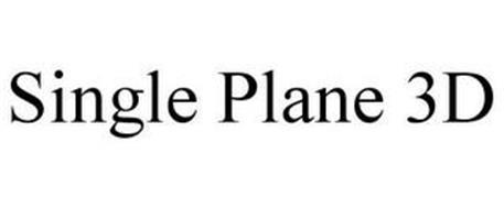 SINGLE PLANE 3D