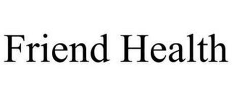 FRIEND HEALTH