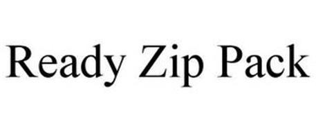 READY ZIP PACK