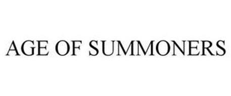 AGE OF SUMMONERS
