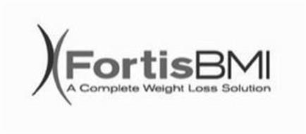 FORTISBMI A COMPLETE WEIGHT LOSS SOLUTION