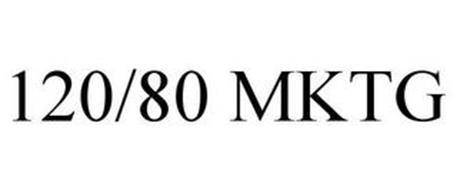 120/80 MKTG