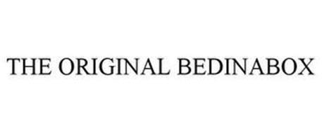 THE ORIGINAL BEDINABOX