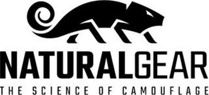 NATURALGEAR THE SCIENCE OF CAMOUFLAGE