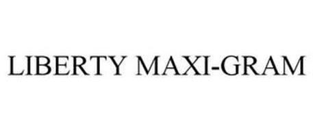LIBERTY MAXI-GRAM