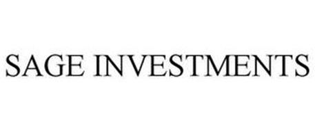 SAGE INVESTMENTS