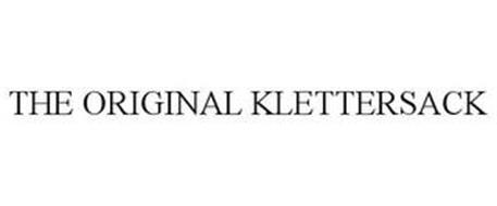THE ORIGINAL KLETTERSACK