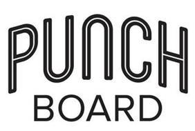 PUNCH BOARD
