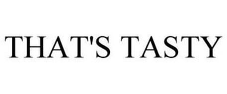 THAT'S TASTY