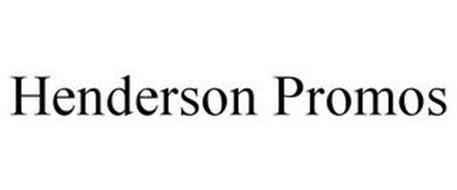HENDERSON PROMOS