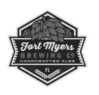 FORT MYERS BREWING CO HANDCRAFTED ALES FL