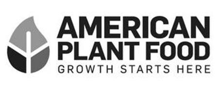AMERICAN PLANT FOOD GROWTH STARTS HERE