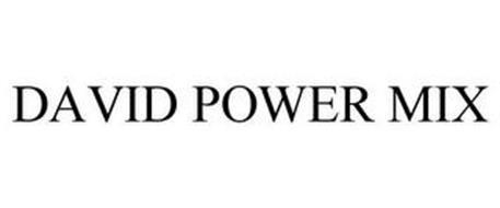 DAVID POWER MIX