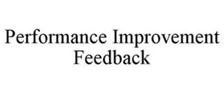 PERFORMANCE IMPROVEMENT FEEDBACK