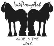INKPONYART MADE IN THE U.S.A