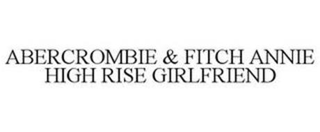 ABERCROMBIE & FITCH ANNIE HIGH RISE GIRLFRIEND