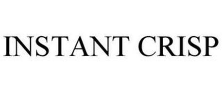 INSTANT CRISP