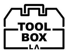 TOOL BOX LA